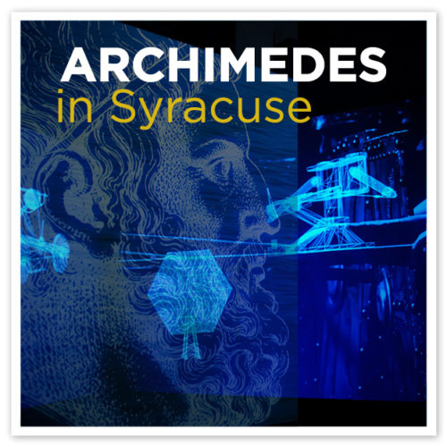Archimedes in Syracuse Exhibition