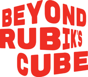 beyond rubiks cube traveling exhibition history pop culture cultural museum exhibit logo
