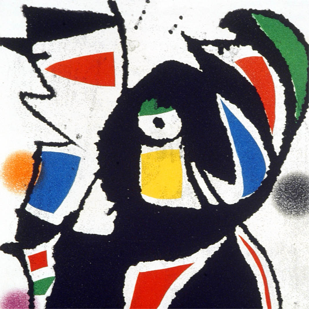 joan miro art history traveling exhibition cultural museum