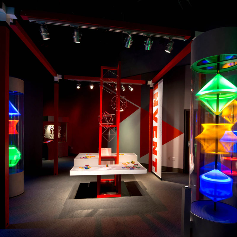beyond rubiks cube traveling exhibition history pop culture cultural museum exhibit
