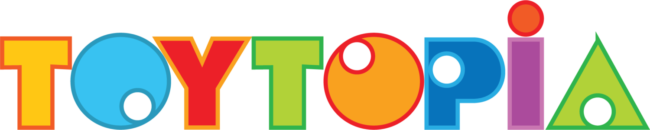toytopia traveling exhibition history toys pop culture cultural museum exhibit logo