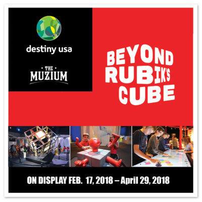 DESTINY beyond rubies cube  traveling exhibition partnership