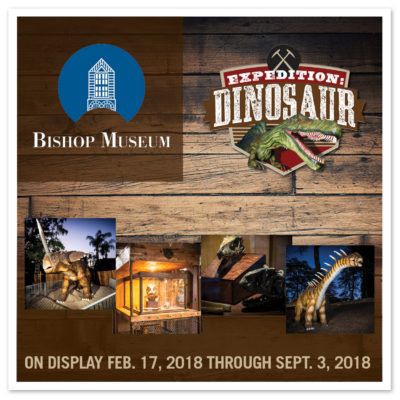 DINOSAURS  traveling exhibition