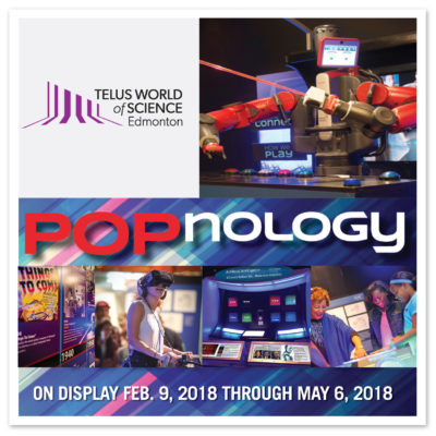 POPNOLOGY traveling exhibition