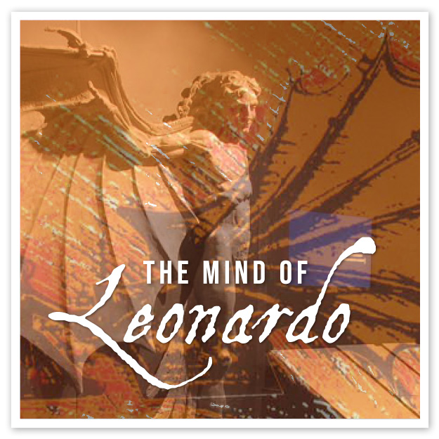 The Mind of Leonardo Exhibition