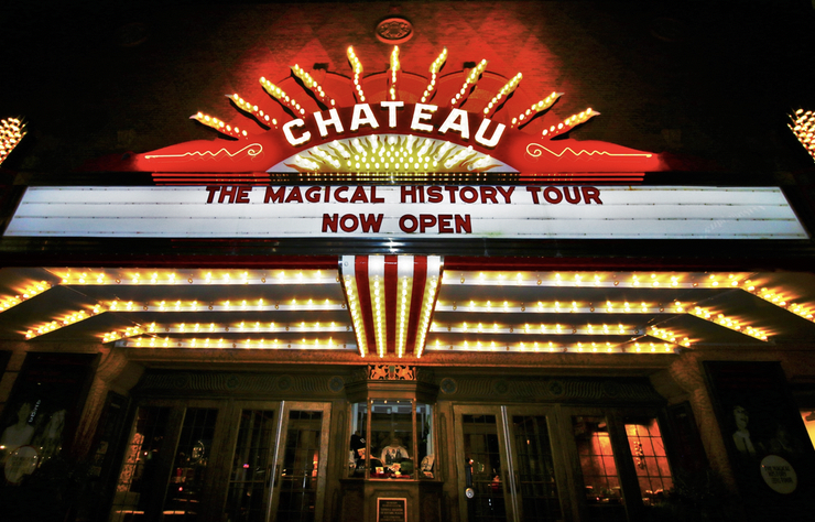 EDG Chateau historic Theatre